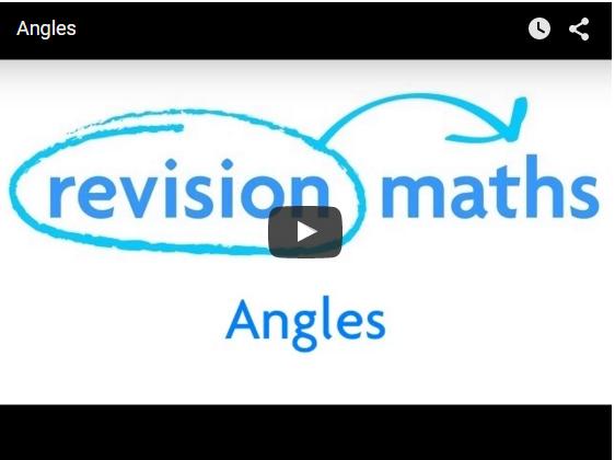 Angles Mathematics Gcse Revision Revision Maths