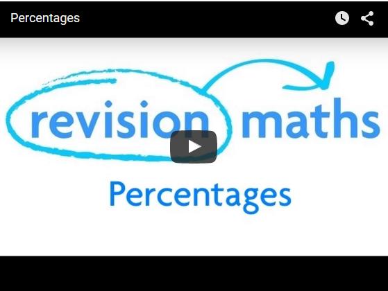 Percentages Videos