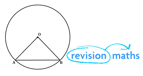 Circle Theorems Mathematics Gcse Revision