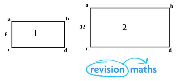 Scale Factors Maths Gcse Revision