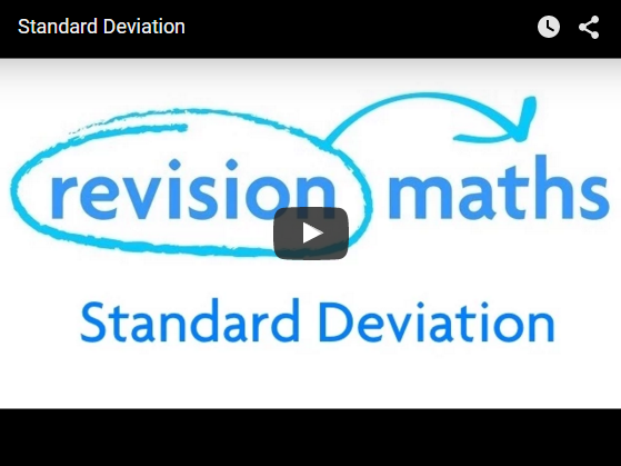 Standard Deviation Video