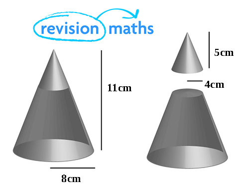 Volume Maths Gcse Revision. Volume Of A Frustum Diagram. Worksheet. Volume Worksheet Gcse At Mspartners.co
